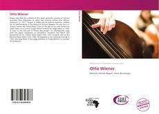 Bookcover of Otto Wiener