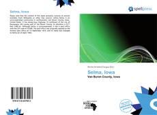 Bookcover of Selma, Iowa