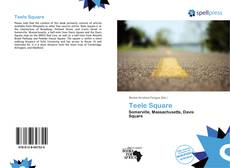 Bookcover of Teele Square