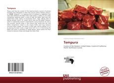 Borítókép a  Tempura - hoz