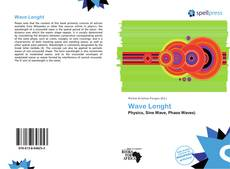 Bookcover of Wave Lenght