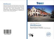 Bookcover of Weidhausen