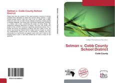 Обложка Selman v. Cobb County School District