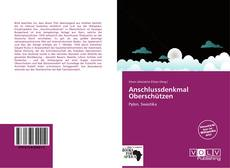 Portada del libro de Anschlussdenkmal Oberschützen