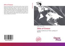 Bookcover of Otto of Greece
