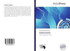 Capa do livro de Selmer Guitar