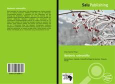 Bookcover of Berberis rubrostilla