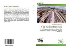 K-58 (Kansas Highway) kitap kapağı