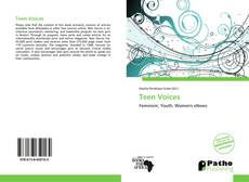 Buchcover von Teen Voices