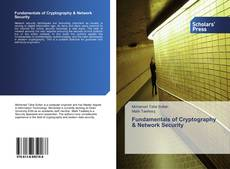 Bookcover of Fundamentals of Cryptography & Network Security