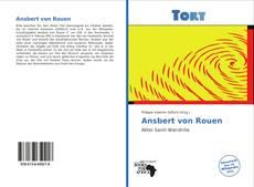 Couverture de Ansbert von Rouen