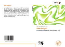 Bookcover of Rok Marguč