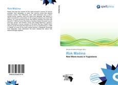 Bookcover of Rok Mašina