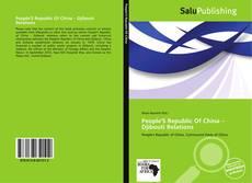 Copertina di People'S Republic Of China – Djibouti Relations