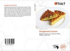Couverture de Aragonese Cuisine