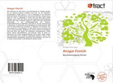 Copertina di Ansgar Frerich