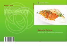 Обложка Balearic Cuisine