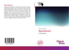 Bookcover of Roja Ramani