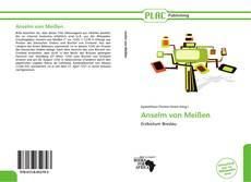 Portada del libro de Anselm von Meißen