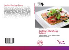 Bookcover of Castilian-Manchego Cuisine