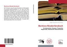 Bookcover of Berbice-Niederländisch