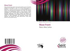Bookcover of Wave Front