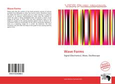 Wave Forms kitap kapağı