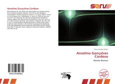 Capa do livro de Anselmo Gonçalves Cardoso