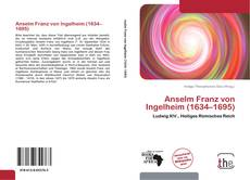 Portada del libro de Anselm Franz von Ingelheim (1634–1695)
