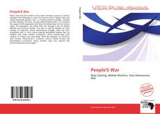 Bookcover of People'S War