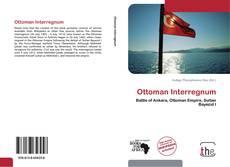 Bookcover of Ottoman Interregnum