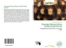 Buchcover von Teenage Mutant Ninja Turtles Food Tie-ins