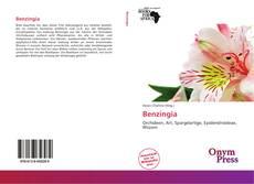 Bookcover of Benzingia