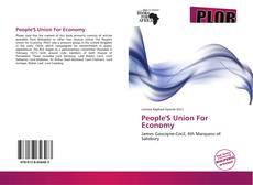 Couverture de People'S Union For Economy