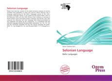 Bookcover of Selonian Language