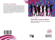 Buchcover von Teen Win, Lose or Draw