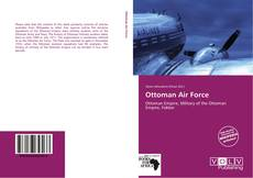 Bookcover of Ottoman Air Force