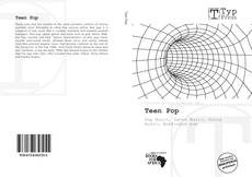 Capa do livro de Teen Pop