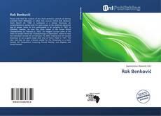 Bookcover of Rok Benkovič
