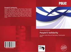 Capa do livro de People'S Solidarity
