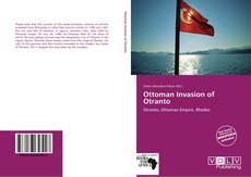 Bookcover of Ottoman Invasion of Otranto