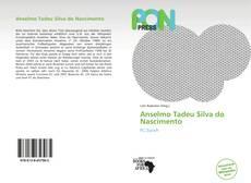 Capa do livro de Anselmo Tadeu Silva do Nascimento