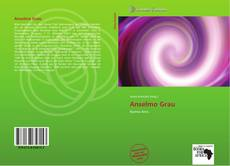 Capa do livro de Anselmo Grau