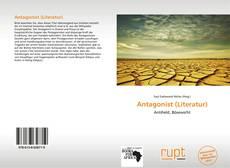 Обложка Antagonist (Literatur)