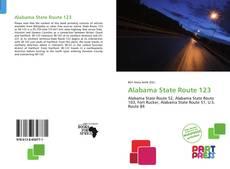 Обложка Alabama State Route 123