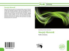 Buchcover von Naujoji Akmenė