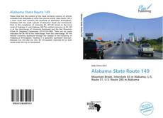 Borítókép a  Alabama State Route 149 - hoz