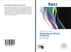 Bookcover of Naukabout Music Festival