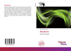 Buchcover von Naukane