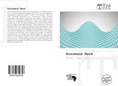 Portada del libro de Ansumané Mané